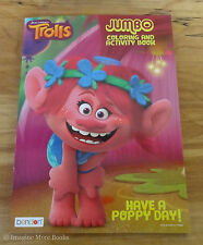 NEW Trolls Coloring Book ~ 96 pages ~ We Offer Combined Shipping