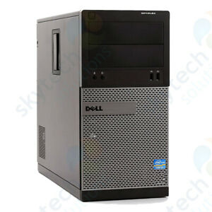 Dell OptiPlex 790 MT Quad i5-2400 3.10GHz 500GB HDD 4GB DDR3 Windows 10 PC WiFi