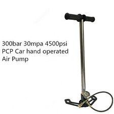 high pressure 300bar 30mpa 4500psi PCP Car mini hand operated air pump