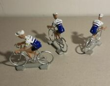 Lot de 3 cyclistes miniatures Equipes 2020 Tour de france  - Cycling figure