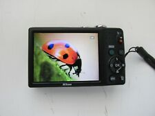 Nikon COOLPIX L26 16.1MP Digital Camera - Red *Good/tested*