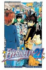 Eyeshield 21, Vol. 24: By Inagaki, Riichiro