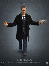 "1/6 Scale Sherlock Holmes James ""Jim"" Moriarty Figure BIG Chief Studio"