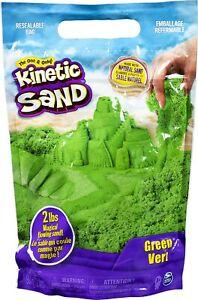Kinetic Sand The Original Moldable Sensory Play Sand Blue Pink Purple Green 2lb
