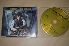 Will Smith - Wild wild west. 4 tracks. CD-Single (CP1708)