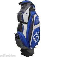Bennington QO 14 Quiet Organizer Golfbag - Blau / Grau - NEU - UVP 370 € - SALE