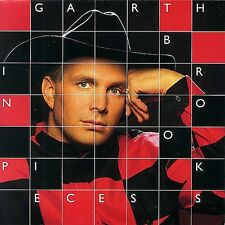 GARTH BROOKS 'IN PIECES' 10 TRACK CD
