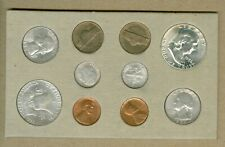 "1956 United States ""P"" and ""D"" Double Mint Set - 18 Coin Set $302 Value!"