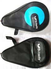 Butterfly Table tennis bat case, holds 1 bat and 3 balls, Melbourne