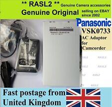 PANASONIC Original Adaptor VSK0733 HC-X920 X900 X800 HDC- SD 900 800 HS TM