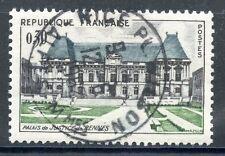 STAMP / TIMBRE FRANCE OBLITERE N° 1351  PALAIS DE JUSTICE DE RENNES