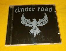 CINDER ROAD cd SUPERHUMAN free US shipping