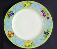 "New Mikasa Fruit Rapture 12"" Round Platter"