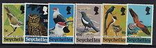 SEYCHELLES : 1972 Rare Birds  set SG 308-13 never-hinged mint