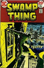 SWAMP THING #7 NM  BERNIE WRIGHTSON 1973 BATMAN APPEARANCE- LOT OF 10 COPIES