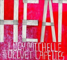 LUCY MICHELLE VELVET LAPELLES HEAT CD POP ROCK FOLK COUNTRY MINT