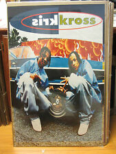 vintage Kris Kross Old school Rap poster 1993  10670