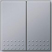 Gira Tastschalter Serien Gira TX_44 (WG UP) Farbe Alu 012565