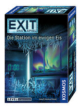 Kosmos 692865 Exit Das Spiel - Die Station im ewigen Eis,Escape Room