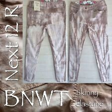 Cotton Low Slim, Skinny NEXT Jeans for Women