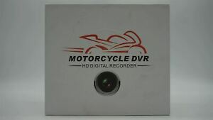 Vsysto Motorcycle Camera with Full HD Front and Rear View - Wide Angle 3.0'' LCD