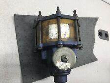 Used Hydraulic Engineering Air Driven Pump 10 500bi010