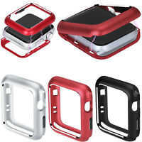 Magnetic Full Protective Cover for Apple Watch Series 3 2 Case Frame Shell 38/42