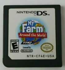 My Farm Around the World (Nintendo DS, 2009) Cartridge Only TESTED