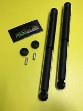 Suzuki SX4 07-13 Rear Shock Absorber Set PAIR