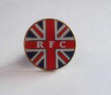 Rangers FC distintivo tondo Union Jack