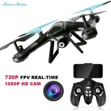 Rabing RC Drone FPV VR Wifi RC Quadcopter 2.4GHz 6-Axis Gyro Remote Control Dron