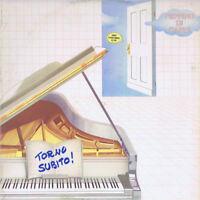 LP 33 Peppino Di Capri Torno Subito Splash SPL 33051 italy 1983 sigillato