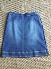 Boden Ladies Denim Skirt - Size 16 - BNWT