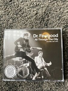 Dr. Feelgood - All Through the City (With Wilko Johnson 1974-1977, 2013)