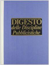 Digesto. Discipline pubblicistiche. Vol. 4 - [UTET]