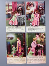 R&L Postcard: Bamforth Song Set 4 4860 When Daddy Comes Home, WW1 Soldier