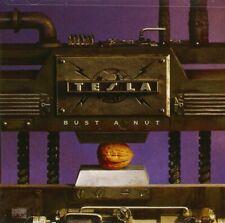 TESLA - BUST A NUT - CD -
