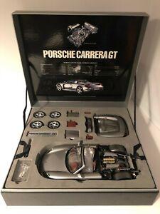 1/12 Porsche Carrera GT silver Tamiya 23206 Diecast Collector's Club