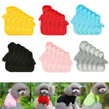 Pet Dog Hoodie Puppy Cat Winter Warm Clothes Sweater Costume Jacket Coat  H2