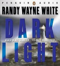 RANDY WAYNE WHITE DARK LIGHT SIGNED FIRST EDITION