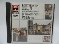 Beethoven Symphony 9 ♫ Kenny ♫ Walker ♫ Power ♫ Salomaa ♫ Roger Norrington ♫ CD