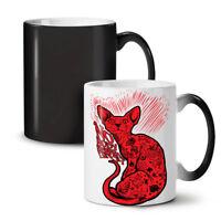Nobody Perfect Sphynx NEW Colour Changing Tea Coffee Mug 11 oz | Wellcoda
