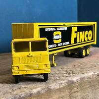 winross Finco White Truck & Trailer USA VINTAGE ARTICULATED LORRY Good Conditon
