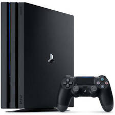 PlayStation 4 Pro Consoles