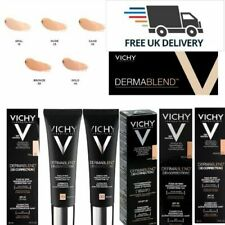 Vichy DermaBlend 3D Correction Foundation 30ml. SPF25  Pick Your Shade Brand New