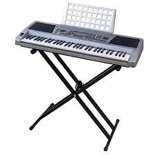 61 Keys LCD Teach Keyboard DynaSun MK939 MIDI Support Touch Response Pitch Bend