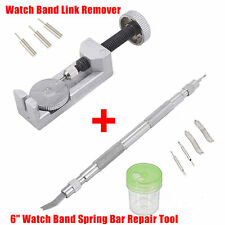 Watch Band Link Adjuster Remover Repair Kit