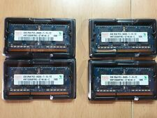 8GB 4x2Gb DDR3-1333 SODIMM PC3-10600S MEMORIA PARA PORTATIL