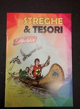 """Zagor """"Streghe & Tesori"""" albetto inedito Cartoon Club"""