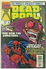 DEADPOOL#9 VF/NM 1997 MARVEL COMICS
